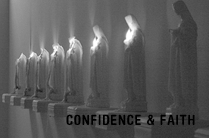Confidence and Faith